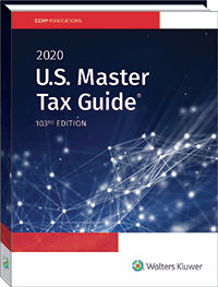 U.S. Master Tax Guide